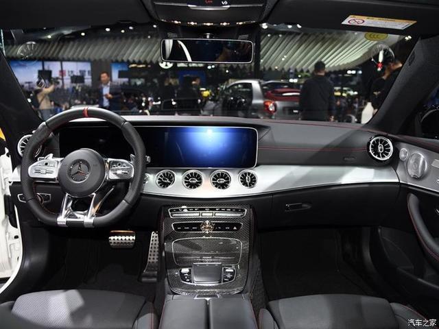 梅赛德斯-AMG 奔驰E级AMG 2019款 AMG E 53 4MATIC+ 轿跑车