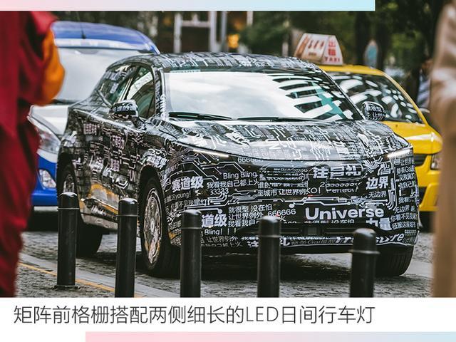 长安全新轿跑SUV定名UNI 3月3日将于瑞士首