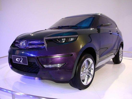 海马c2汽车_将上市国产小型SUV解读 长安福特翼搏领衔_汽车_腾讯网