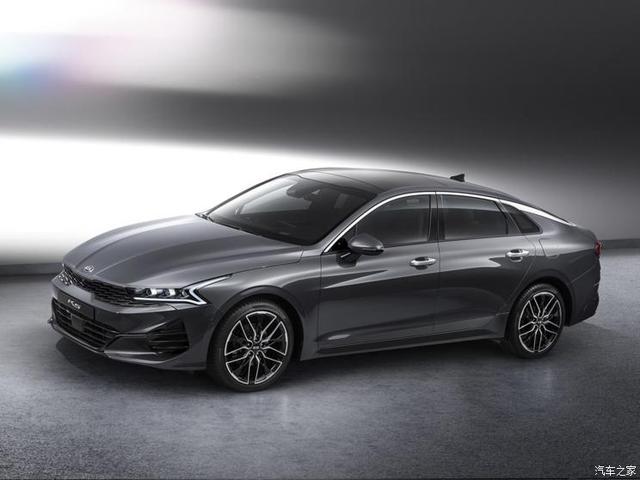 全新K5 起亞神秘車型洛杉磯車展首發