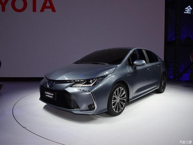 一汽丰田全新一代卡罗拉将于8月下旬上市