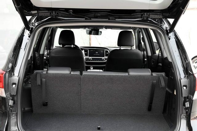 一车全能 新年来看这些最顾家的品质SUV