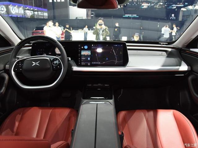 预售24万元 小鹏汽车P7增后驱长续航版