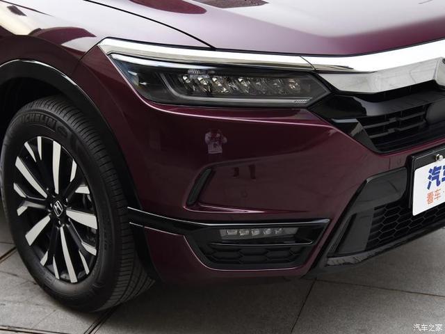 本田CR-V姊妹车 广汽本田皓影将于11月30上市