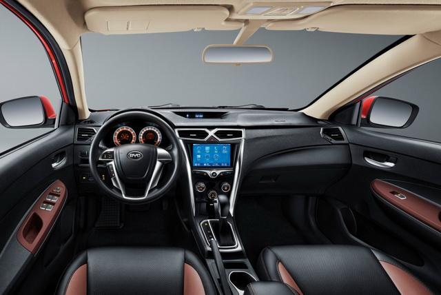比亚迪f3自动挡图片_比亚迪第三代F3上市 售5.59万—7.79万元_汽车_腾讯网
