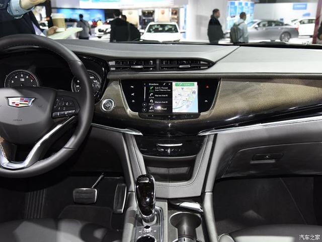 凯迪拉克(进口) 凯迪拉克XT6(海外) 2019款 运动版