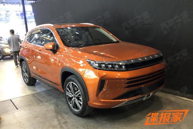 2019成都车展即将开幕 奇瑞星途-LX将在车展上开启预售