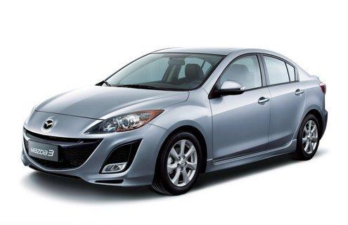 新Mazda3中文名定為星騁 第四季度將上市