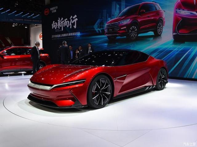比亞迪 比亞迪e-SEED GT 2019款 基本型