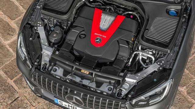 新款梅赛德斯-AMG GLC 43/Coupe官图