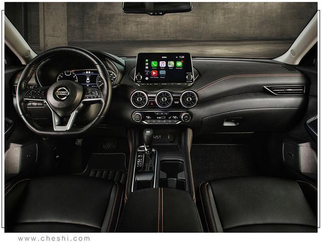 日产新款轩逸实车曝光 搭2.0L发动机/性能大提升