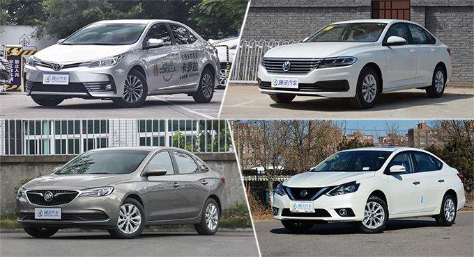 1月份总销量近18万辆!这几款车实力不俗