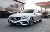 [腾讯行情]广州 奔驰E级购车优惠5.58万元