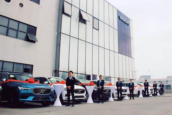 路·見不凡   深圳華沃全新XC60首批集體交車儀式圓滿落幕