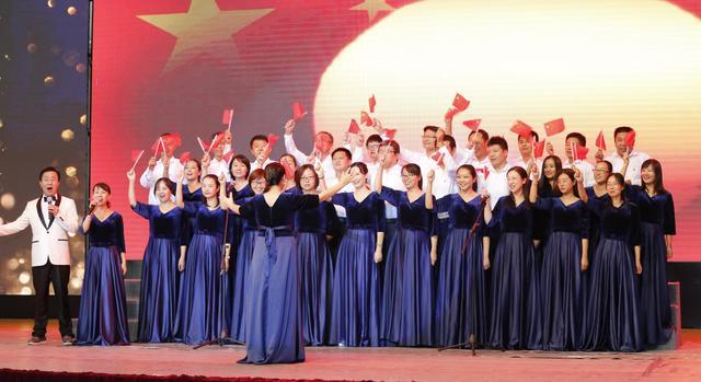 升国旗 唱红歌 北京政法职业学院开展系列活动庆祝新中国成立70周年