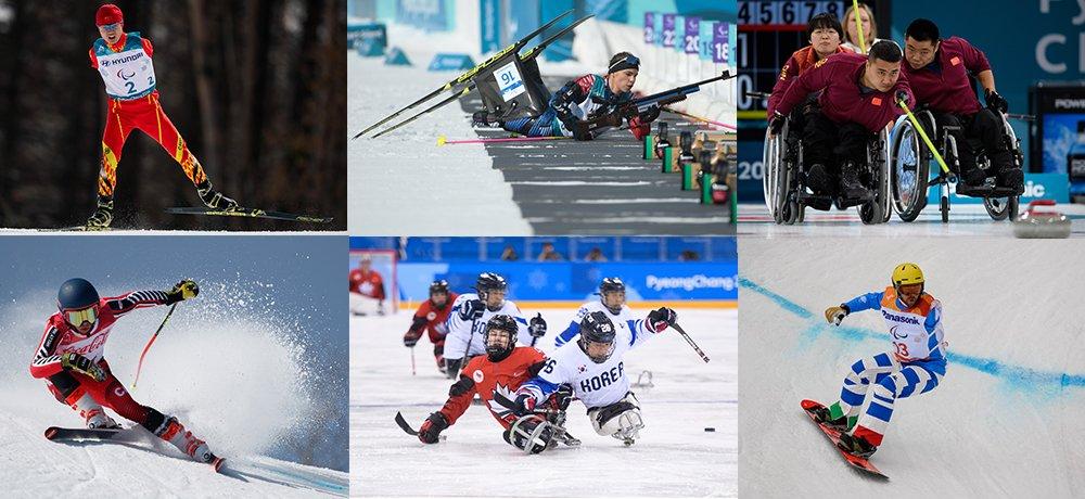 國際殘奧委會公布北京冬殘奧會競賽項目設置和運動員配額