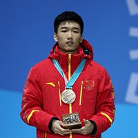 突破!速度滑冰500米中國小將高亭宇摘銅
