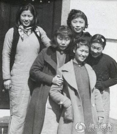 被日本人盯上的民國名媛,情急之下嫁人,卻獲得了一生的幸福圖片