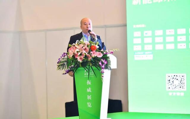 第五届成都国际新能源车展盛大开幕 周先毅陈赋王天刚等领导出席