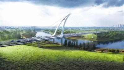 成都未来新添6座大桥 国际顶级设计师拿出18个方案
