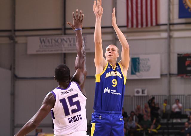 2019年NBA选秀次轮第cctv5nba总决赛39顺位:阿伦-斯马拉基奇