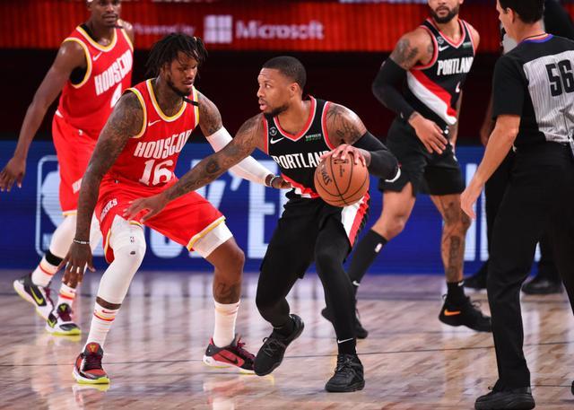 08月05日 火箭vs开拓者 NBA 火箭vs开拓者比赛录像