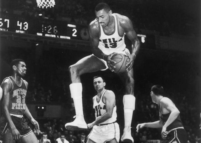 NBA50大明星:威爾特-張伯倫(Wilt Chamberlain)