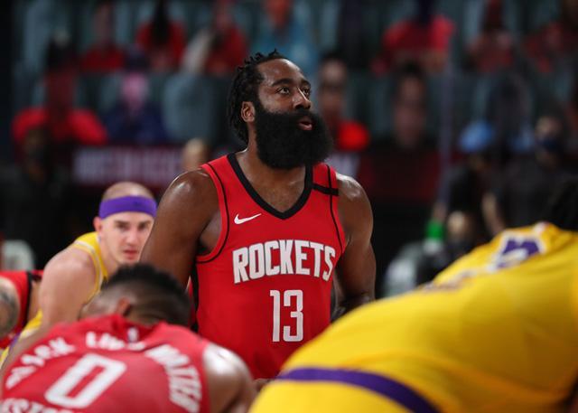 9月11日 NBA季后赛半决赛G4 火箭vs湖人 全场录像回放