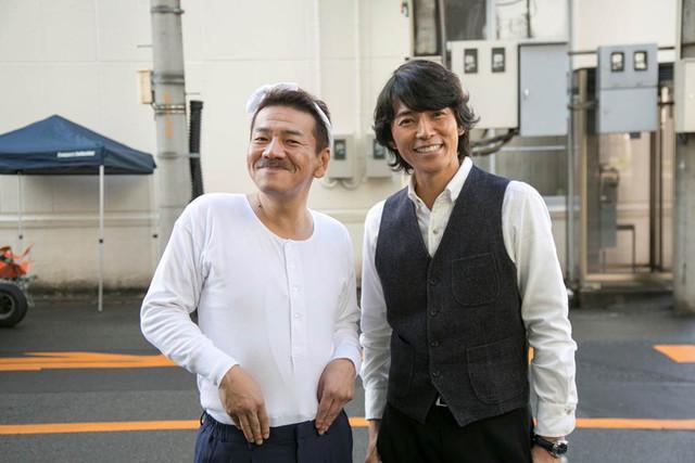 """花泽类""""藤木直人参演日剧《天才傻瓜》"""