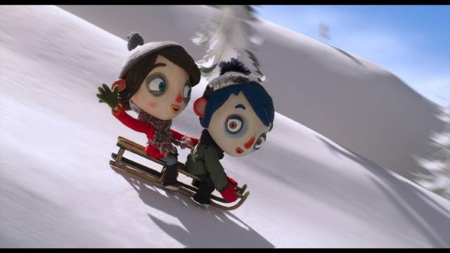 法语动画《西葫芦的生活》入围奥斯卡最佳外语片九强-看客路