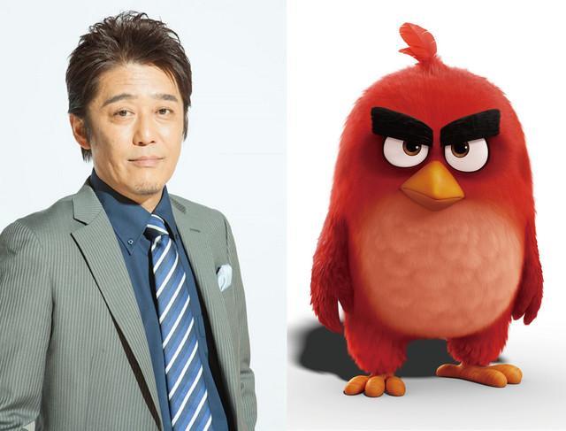 坂上忍确定担任《愤怒的小鸟》3D日文版声优