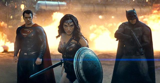 《正义联盟(上)》将于4月11日开拍