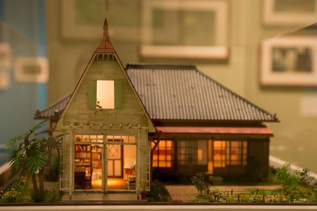 吉卜力立体建筑展:再现汤婆婆油屋、龙猫房子