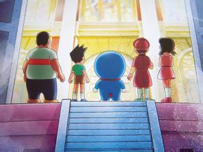 """日本网友评选""""最棒的哆啦A梦剧场版"""""""