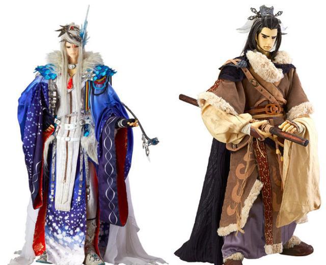 《东离剑游纪》推出布袋戏人偶-看客路