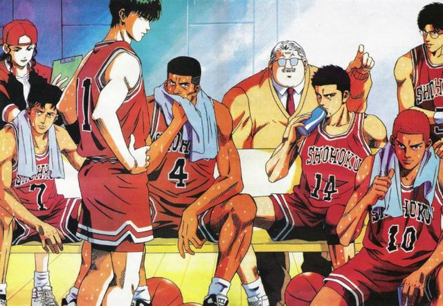 致敬科比!列数值得一看的篮球动画