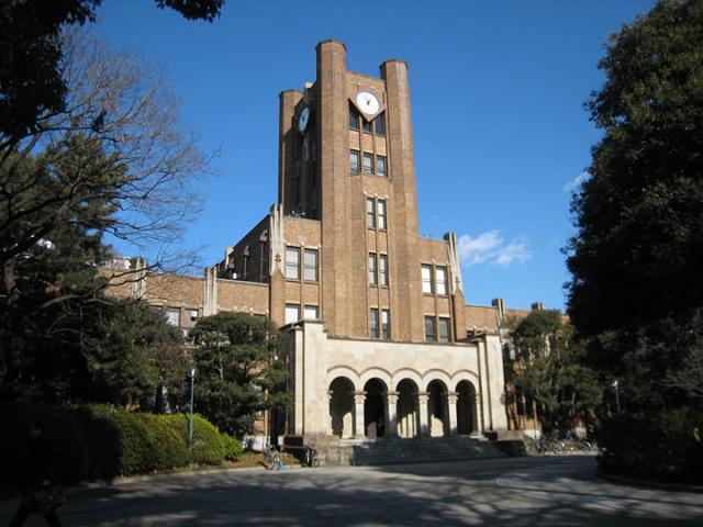 """值得一去!日本大学生评选""""最好看的大学校园"""""""