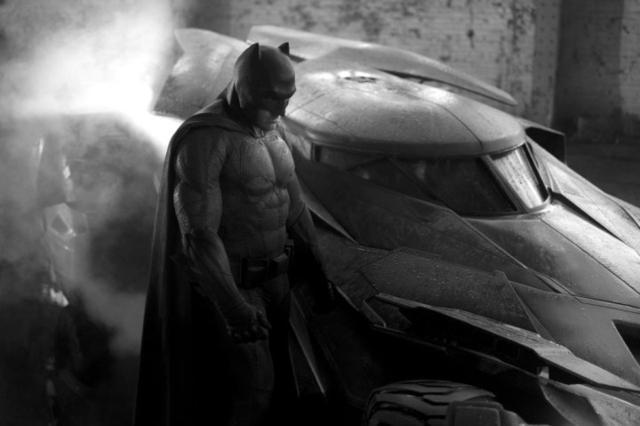 扎克・施奈德透露蝙蝠侠将创建正义联盟