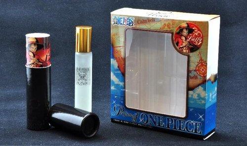 日本万代推出《海贼王》角色香水
