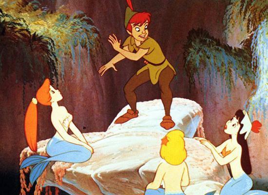 迪士尼真人版电影《彼得・潘》确定导演编剧