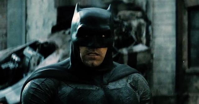 本・阿弗莱克否认改写《蝙蝠侠大战超人》剧本
