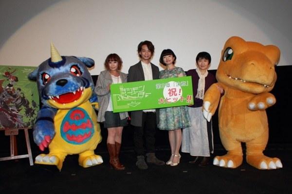 9月上映!日媒关注《数码宝贝tri.》首映活动