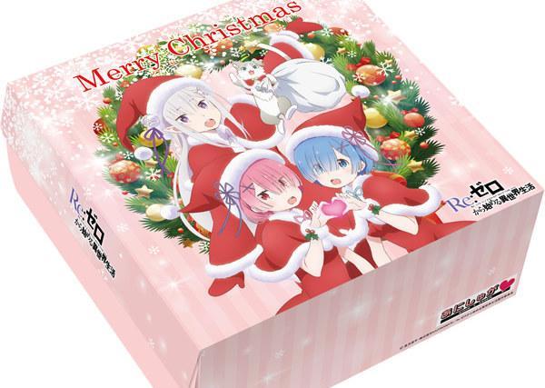 《从零》与动漫蛋糕店合作推出圣诞商品-看客路