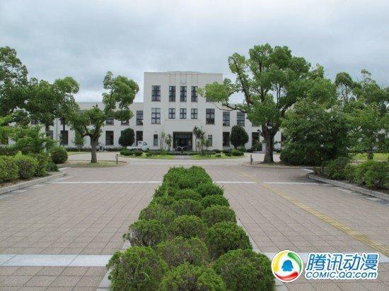 轻音圣地·丰乡小学成日本登记文物
