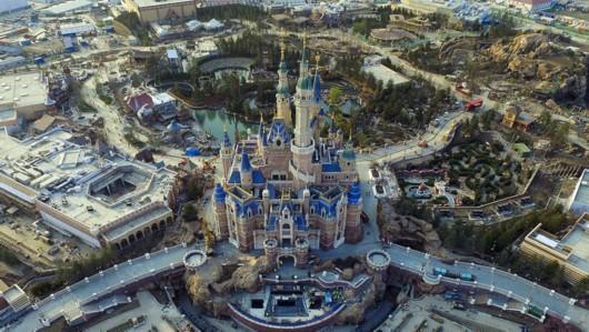 上海迪士尼门票被炒至上千元!