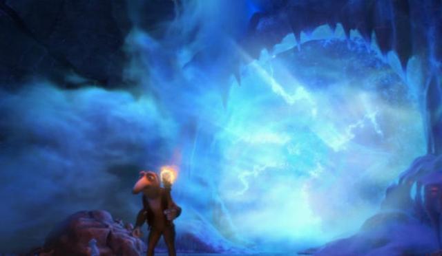 毛子动画《冰雪女皇之冬日魔咒》有望引进内地