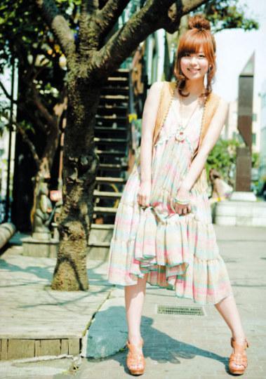 知性魅力!井口裕香新专辑确定于7月发售