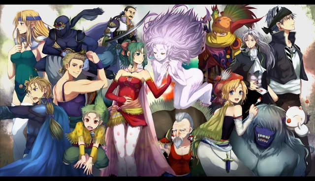 《最终幻想》系列最佳作排行榜,猜不到结局!