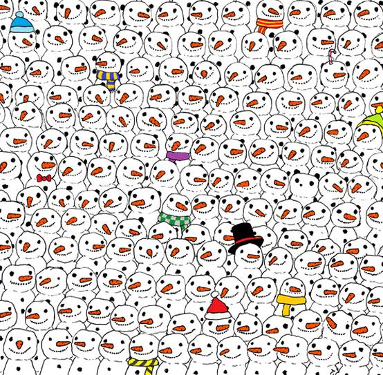"""""""找熊猫游戏""""究极版,网友要疯掉的节奏"""