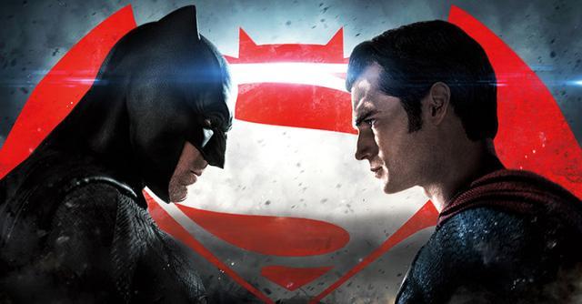 《蝙蝠侠大战超人》首映周收入预计3.5亿美元